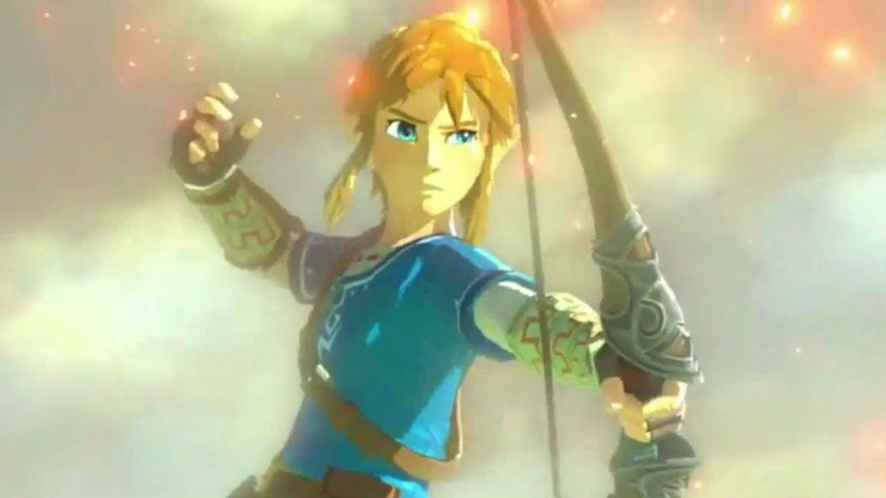 The Legend of Zelda wii u 912