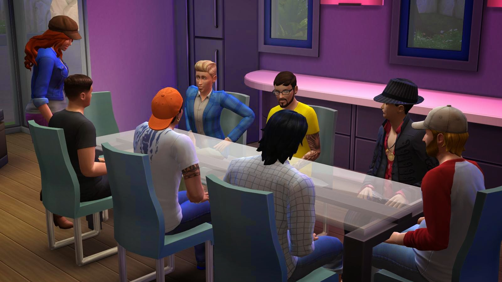 The Sims 4 1612