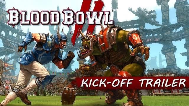Blood bowl 2 trailer pc e next gen intitolato kickoff - Blood bowl gioco da tavolo recensione ...