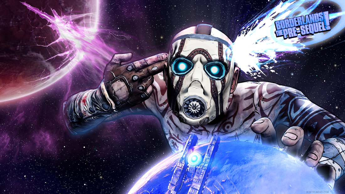 Borderlands the Pre-Sequel Wallpaper