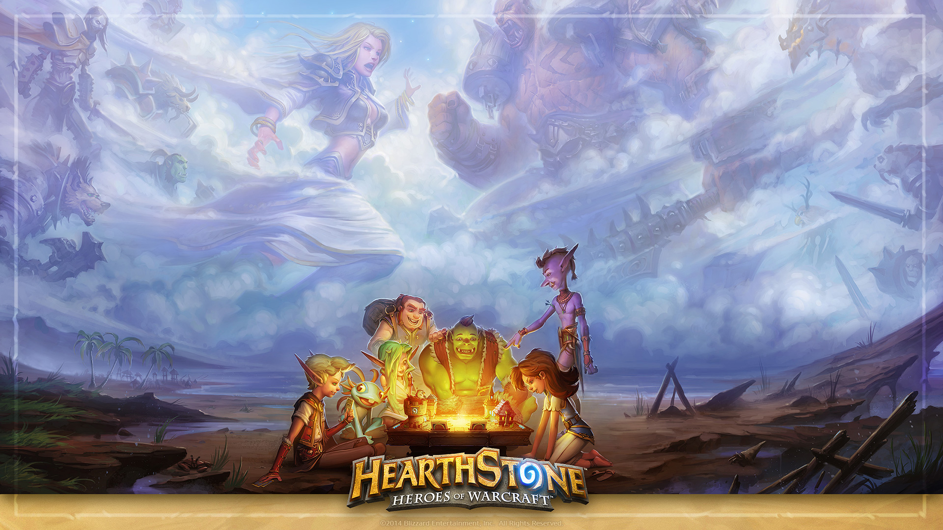 hearthstone 1712