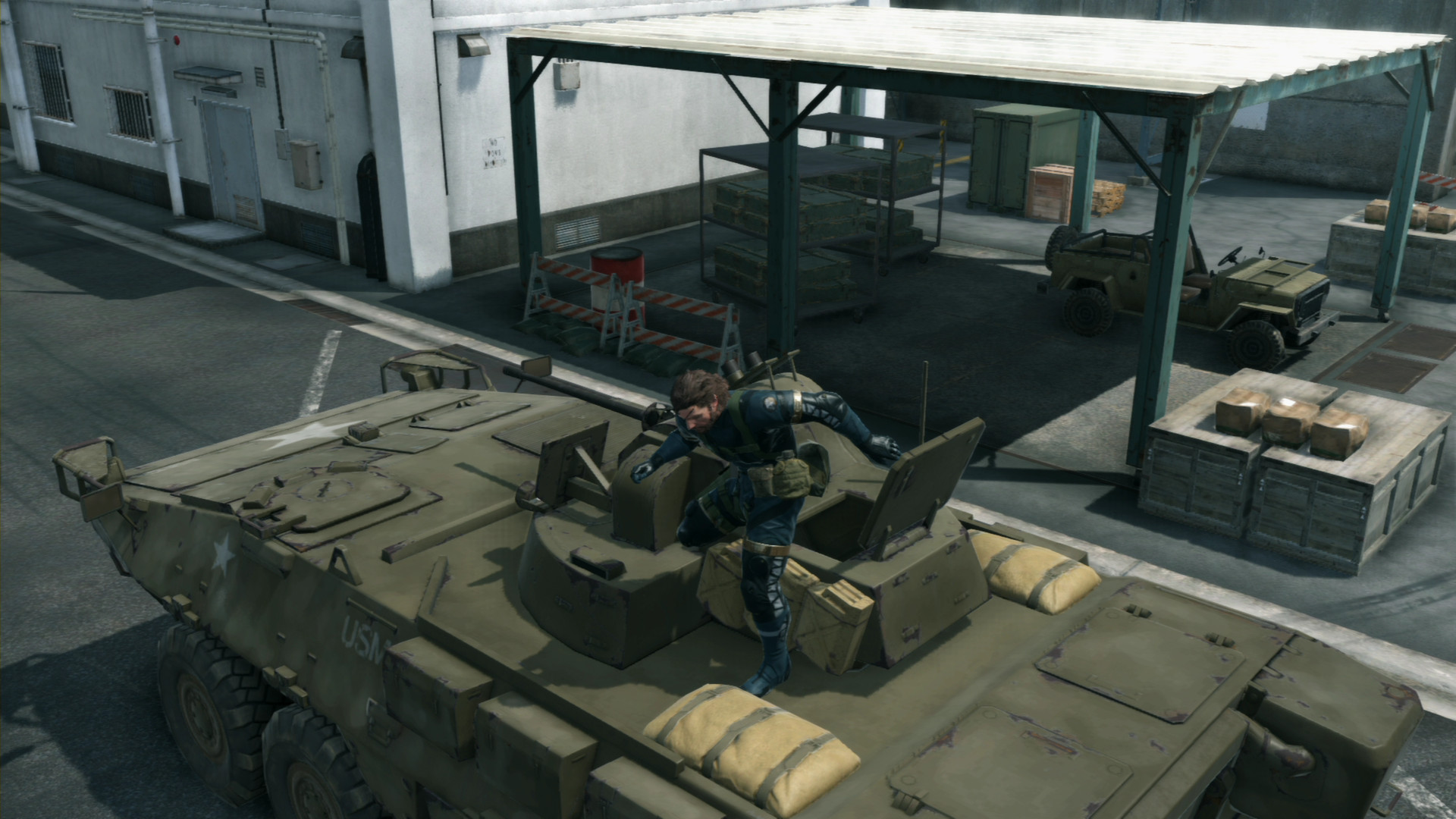 metal gear solid v ground zeroes 1012