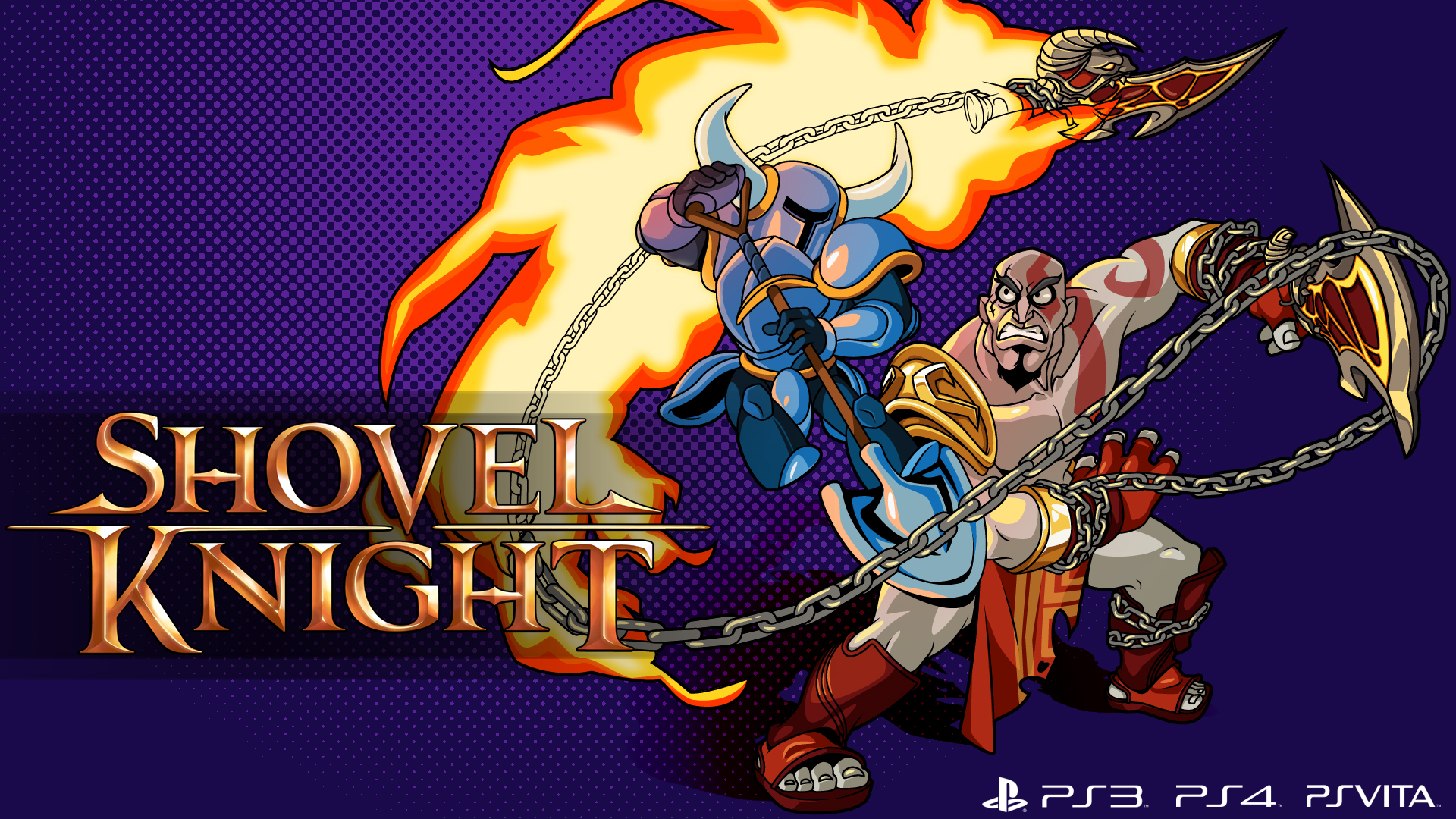 shovel-knight-x-kratos