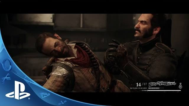 the order 1886 gampelay
