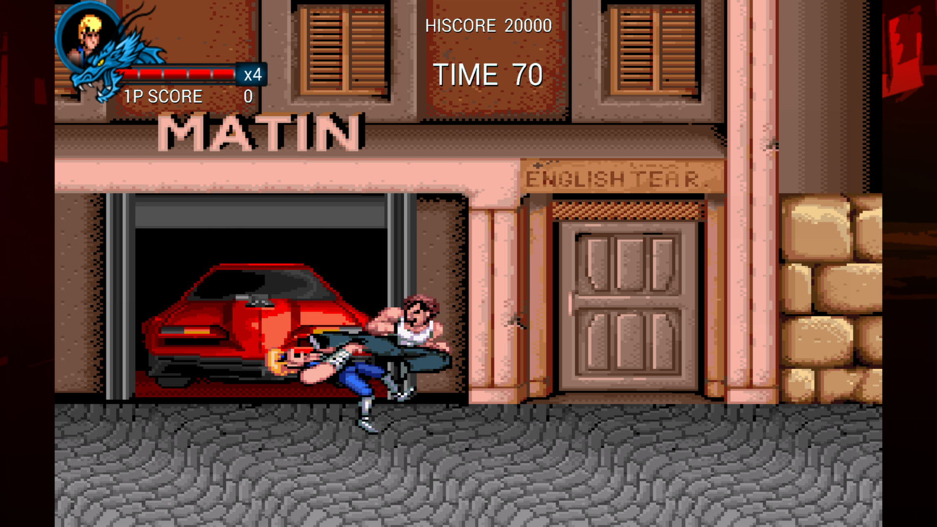 Double Dragon Trilogy 1501 6