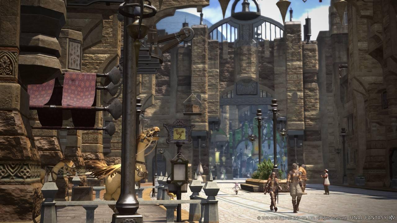 Final Fantasy XIV - A Realm Reborn 130115