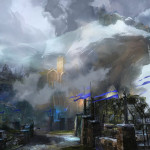 GW2HoT_01-2015_Heart_of_Maguuma_City_Concept_Stronghold_Concept2