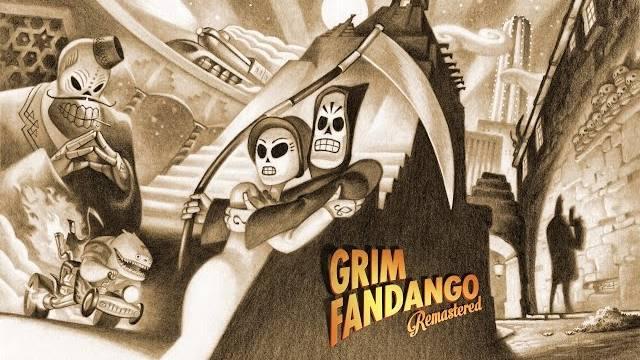 Grim fandango trailer di lancio