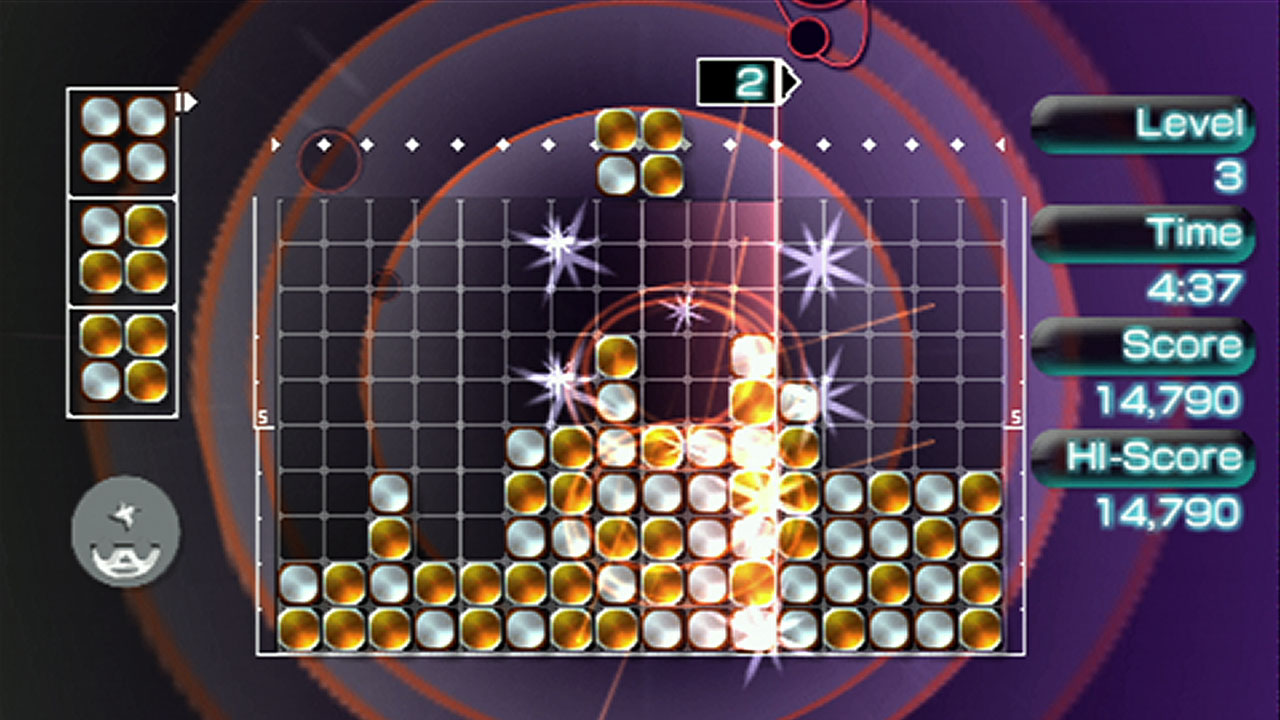 Lumines-PSP