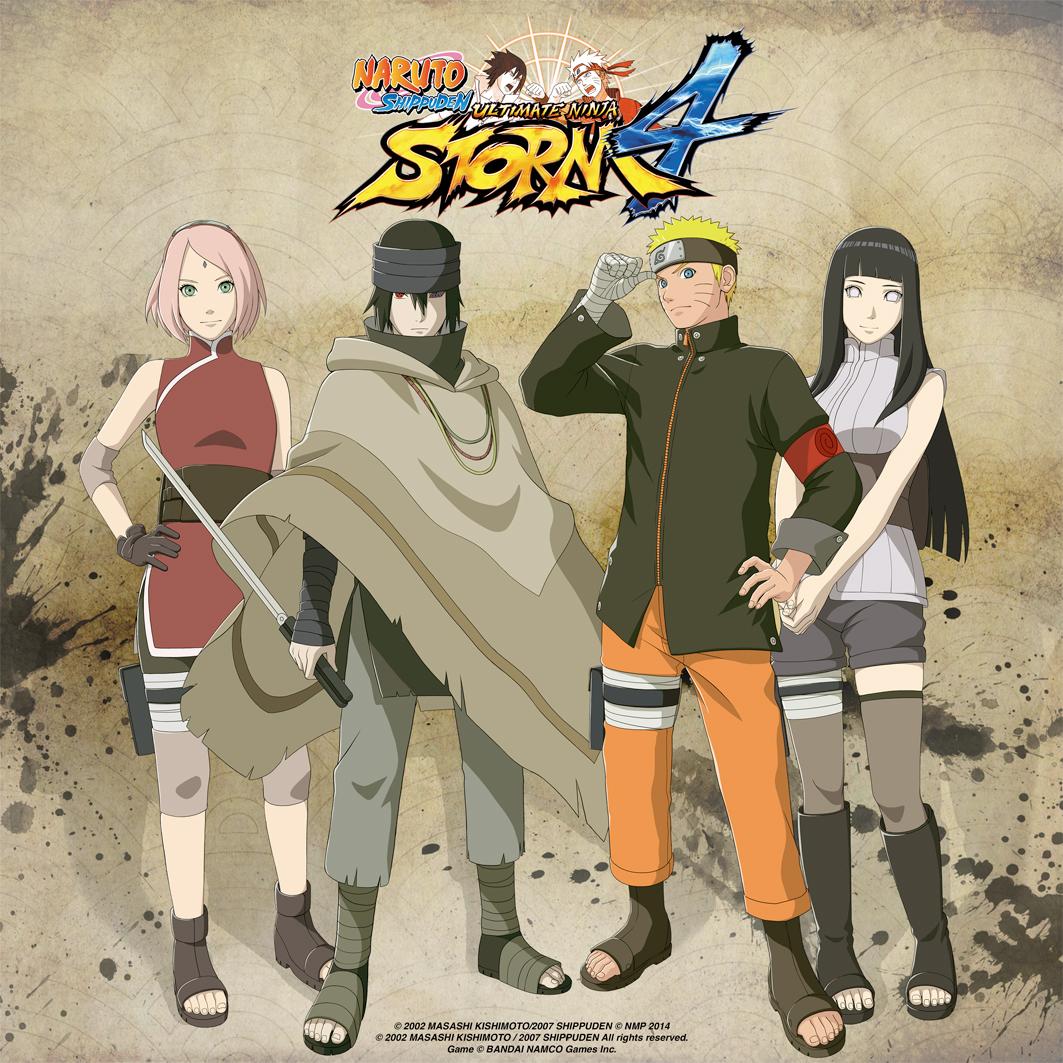 Naruto Shippuden Ultimate Ninja Storm 4 1901 1