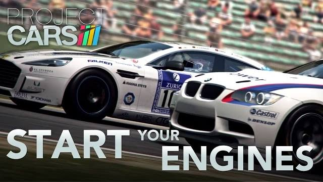 Project CARS start your engines video 1901