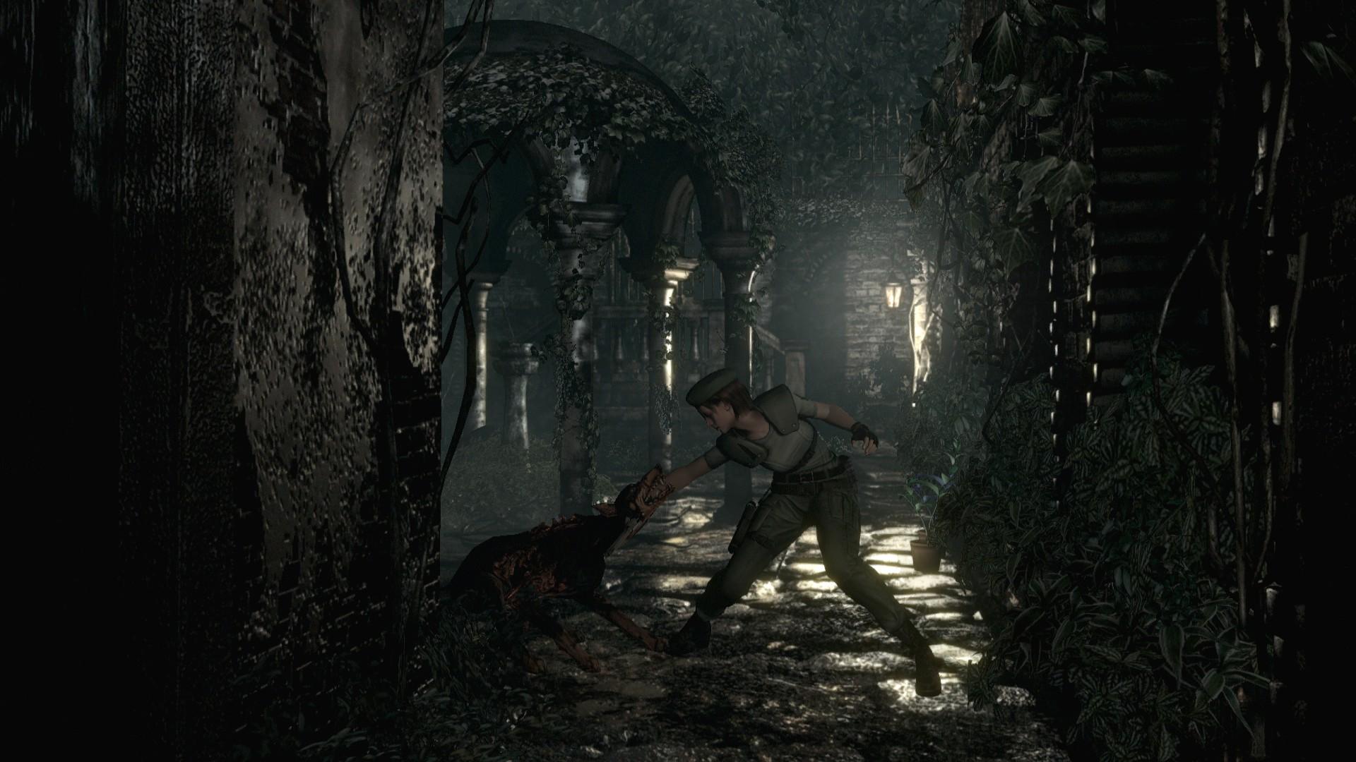 Resident Evil HD 120115 1