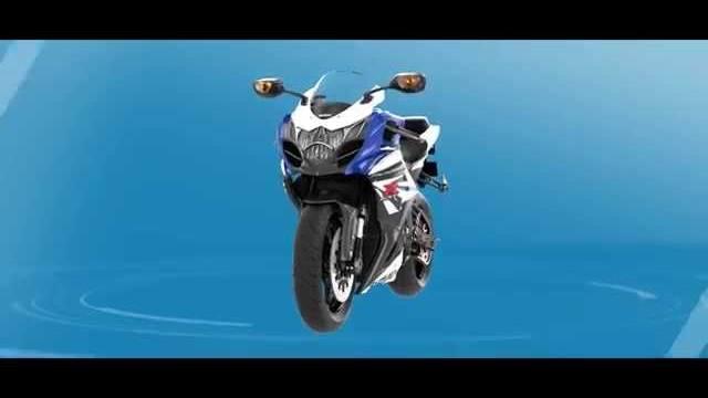 Ride Suzuki GSX R1000
