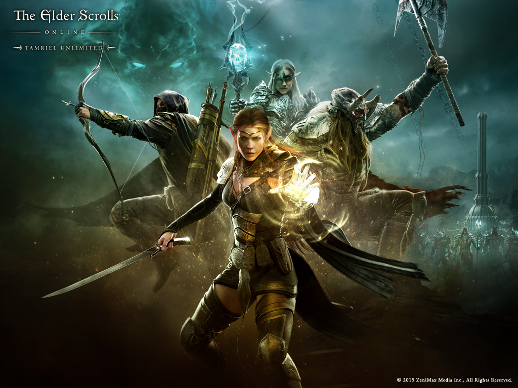 The Elder Scrolls Online Tamriel Unlimited 210115
