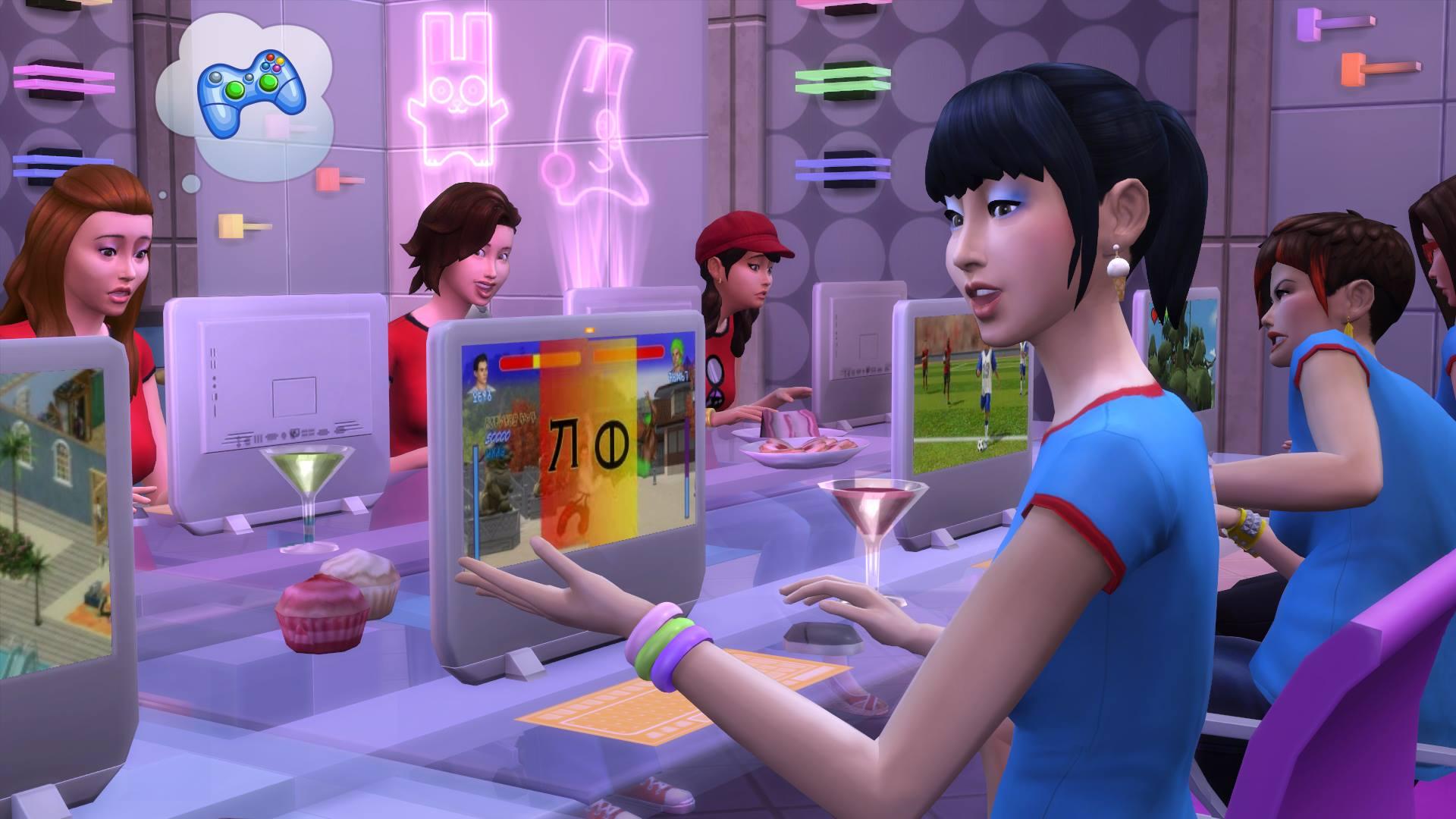 The Sims 4 Mac 130115