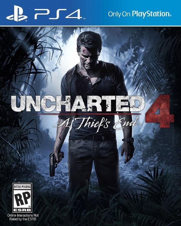 Uncharted 4 probabile copertina