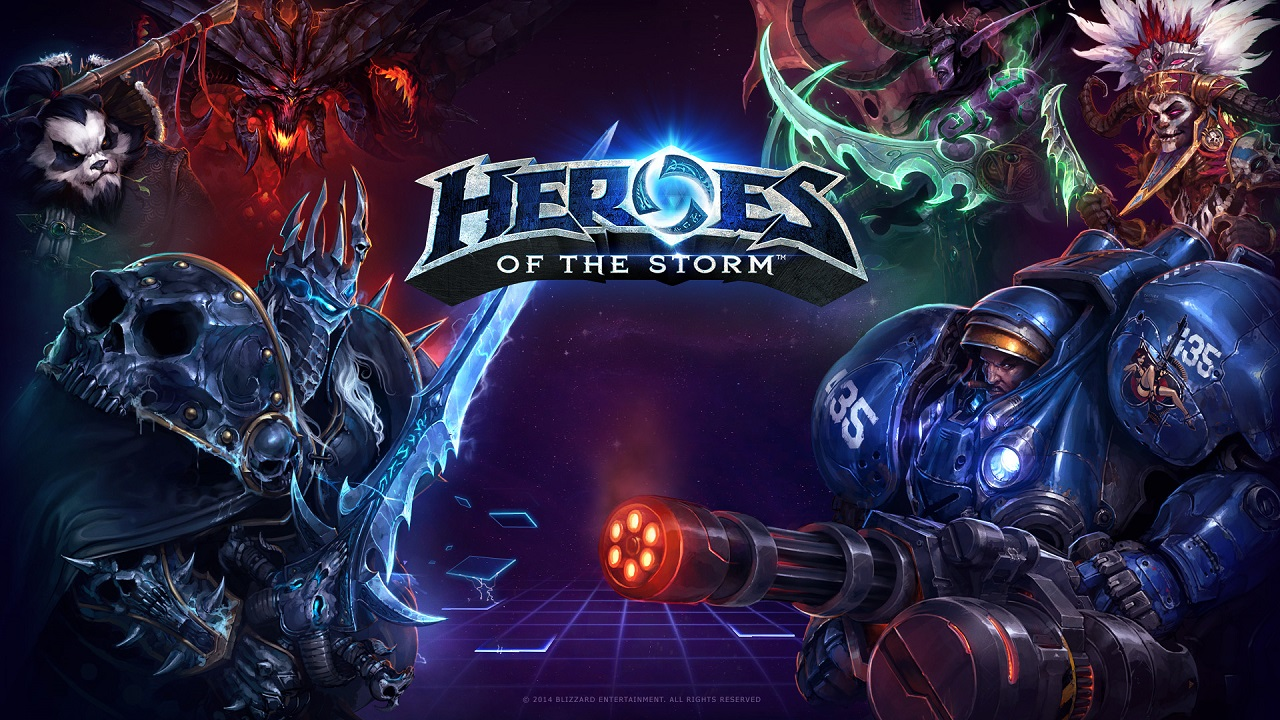heroes of the storm closed beta
