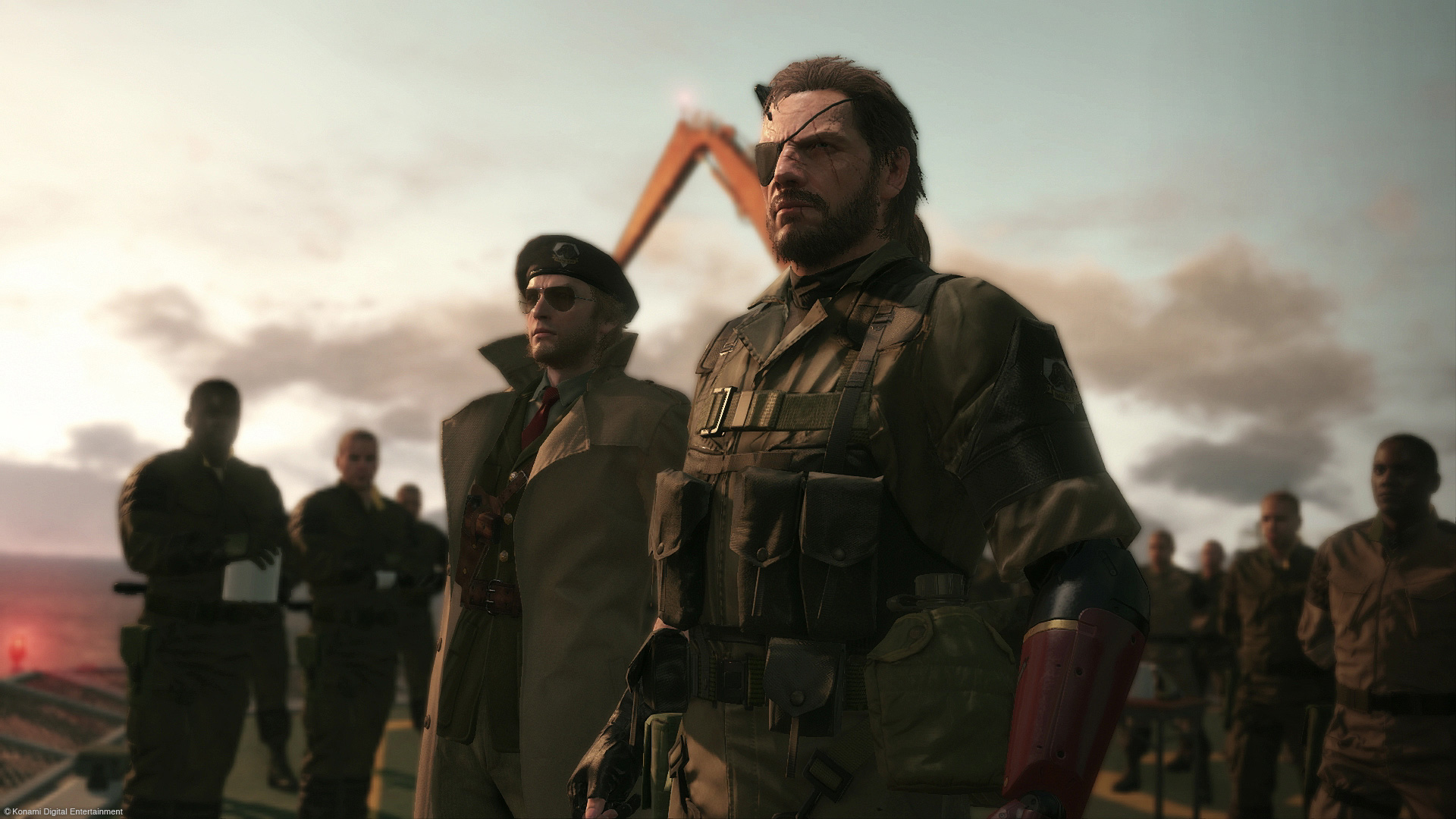 metal gear solid V 120115