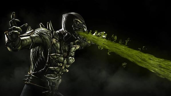 mortal kombat X reptile artwork 270115