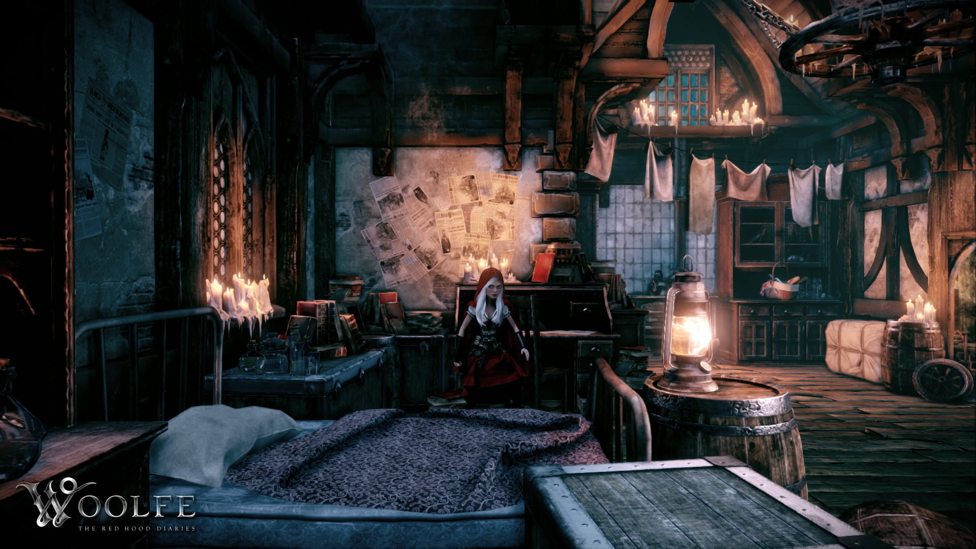 woolfe the red hoood diaries 1