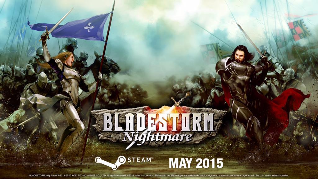 Bladestorm nightmare annuncio pc