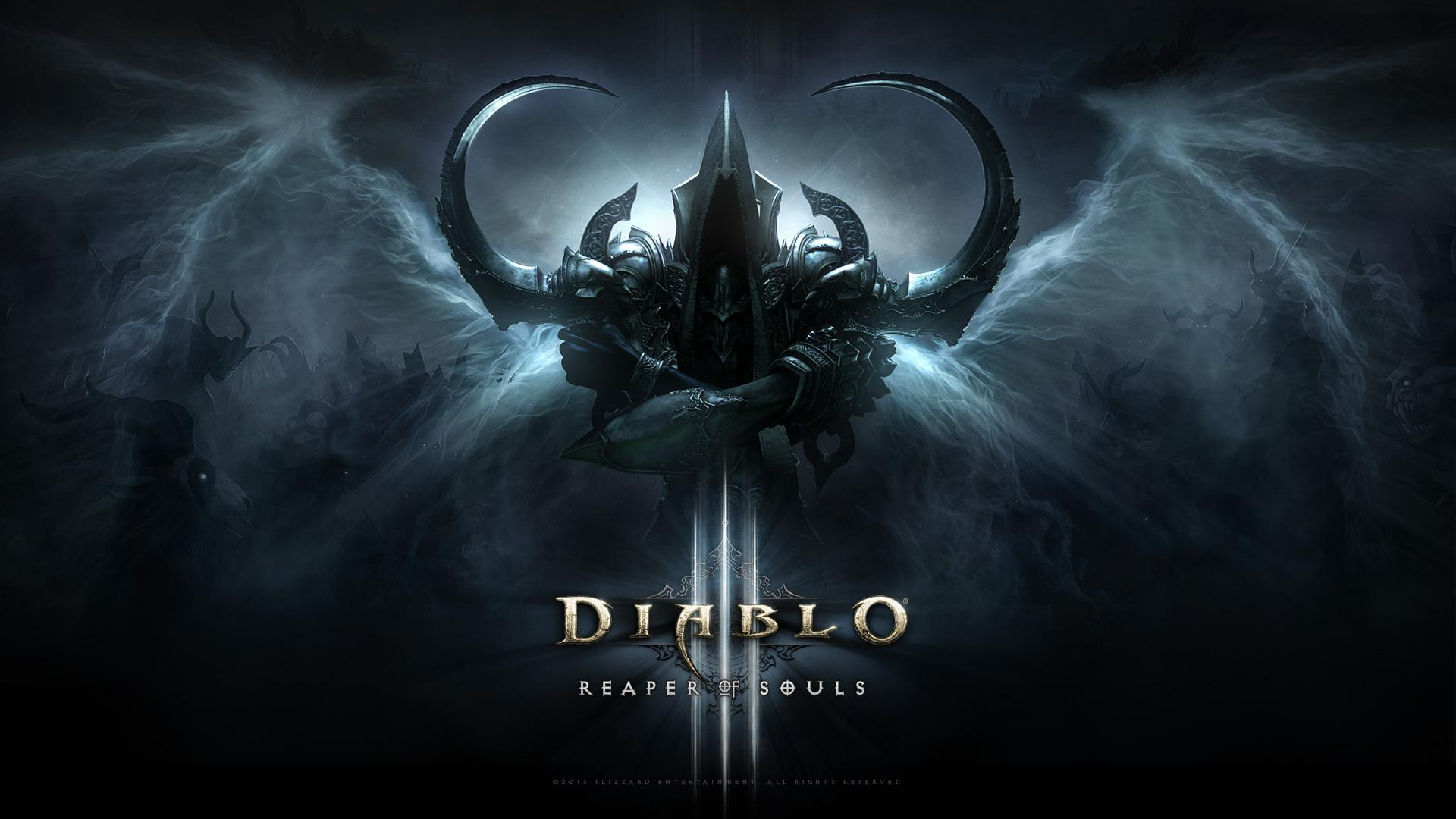 Diablo III reaper of souls header