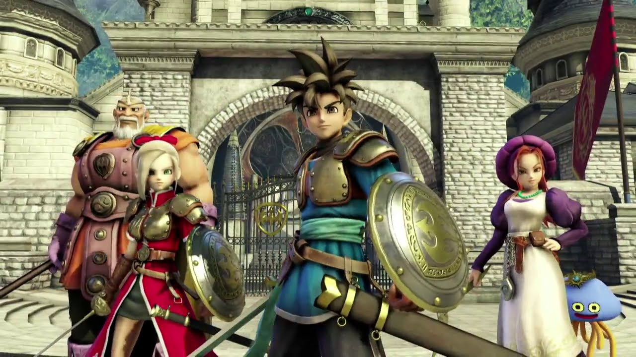 Dragon Quest Heroes 2502