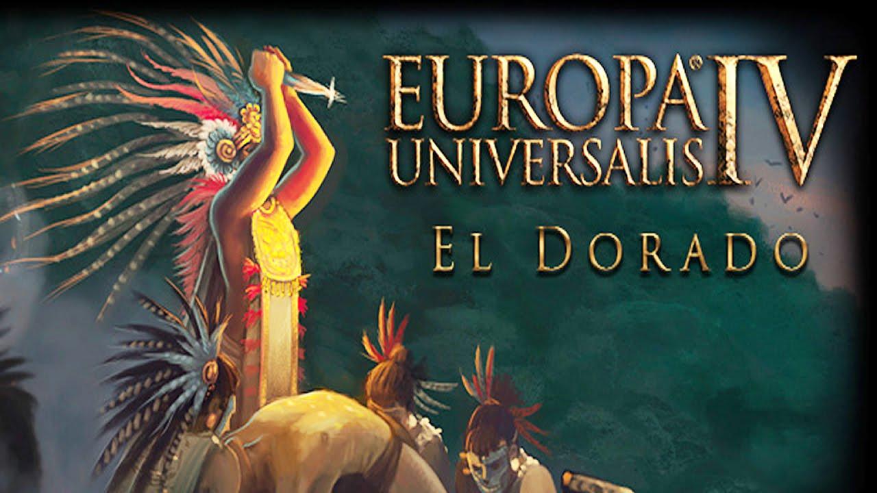 Europa universalis IV El Dorado header