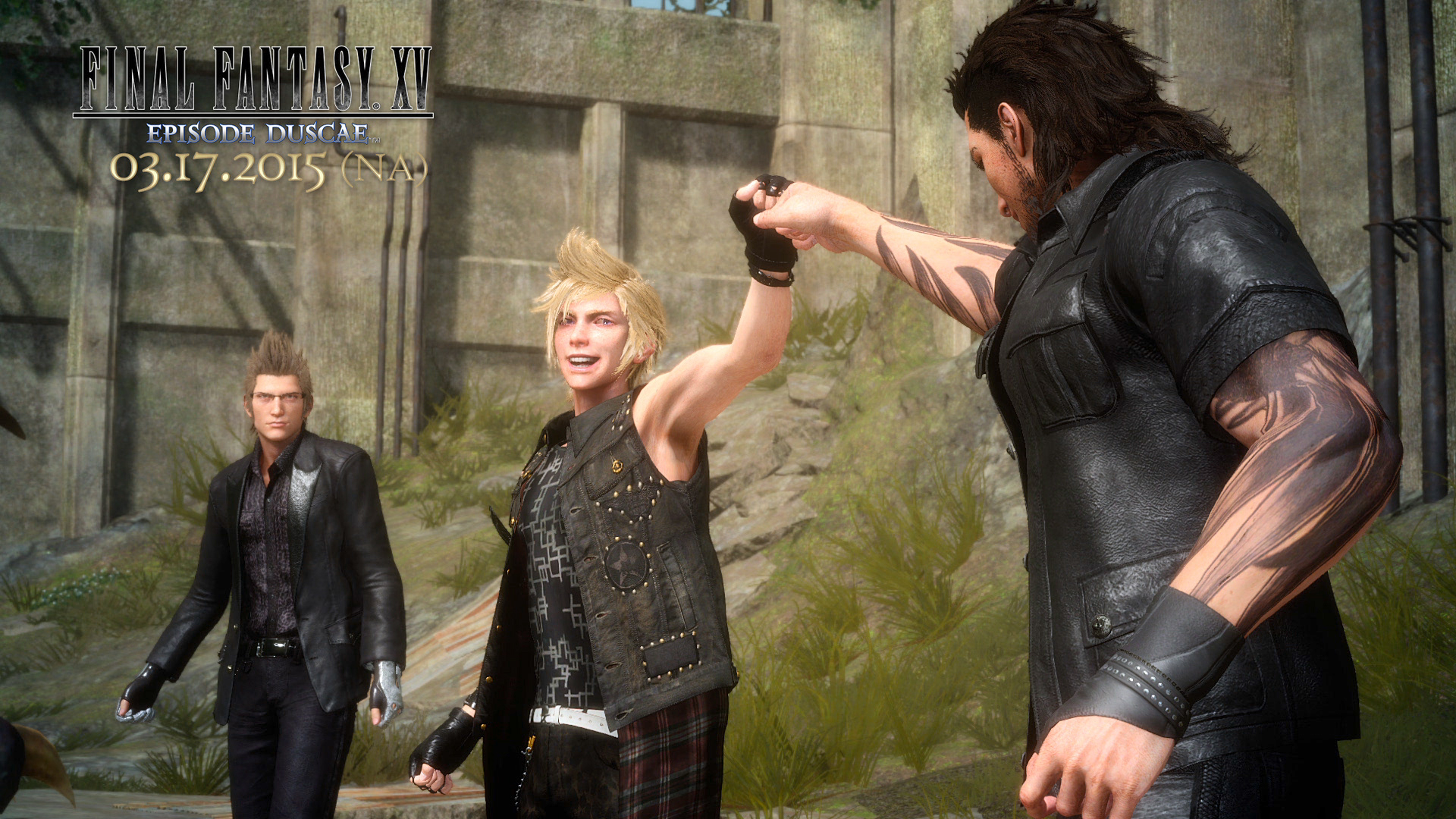 Final Fantasy XV Episode Duscae 160215 8