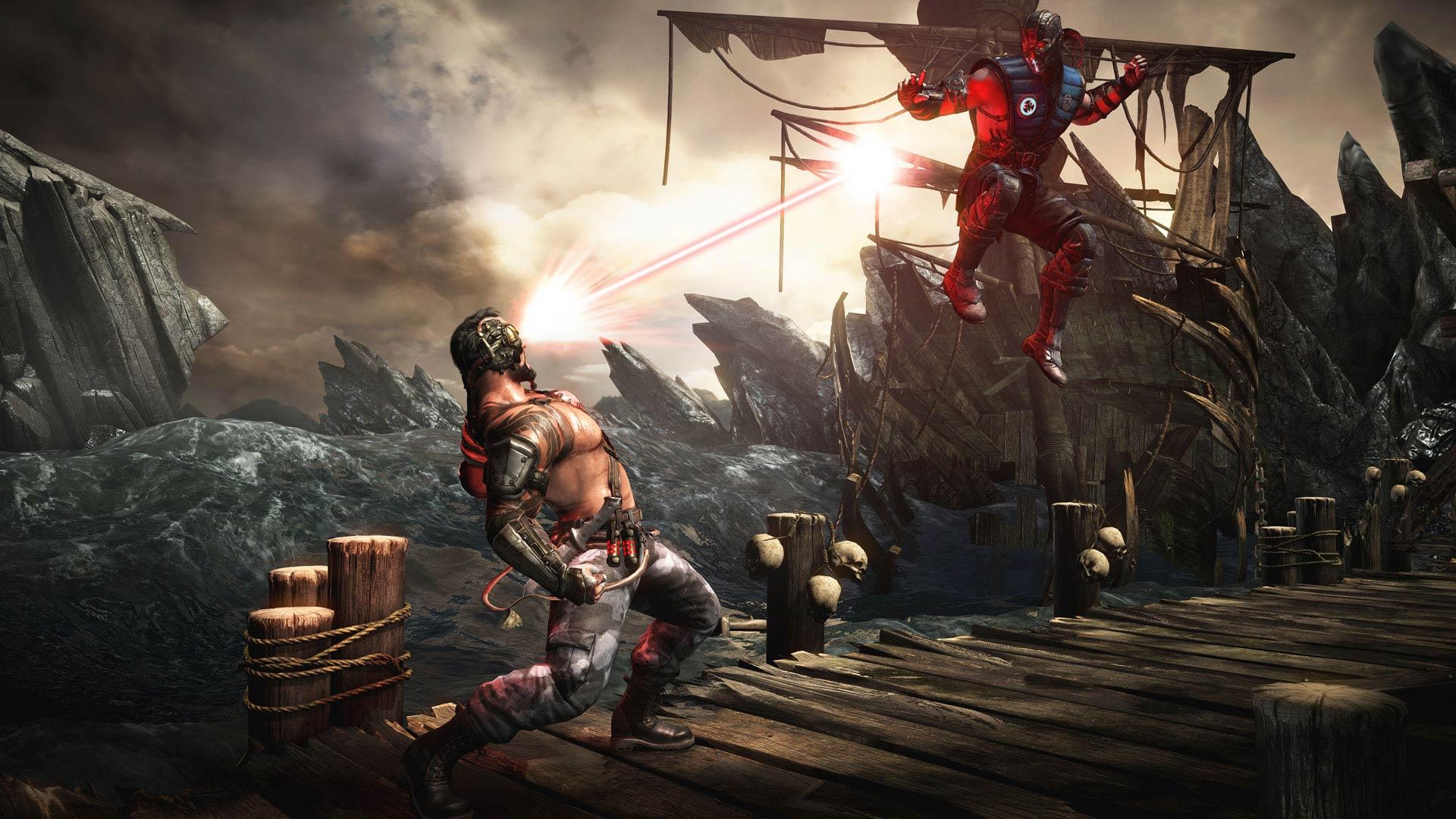 Mortal Kombat X 040215