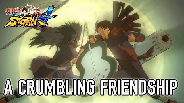 Naruto Shippuden Ultimate Ninja Storm 4 020215