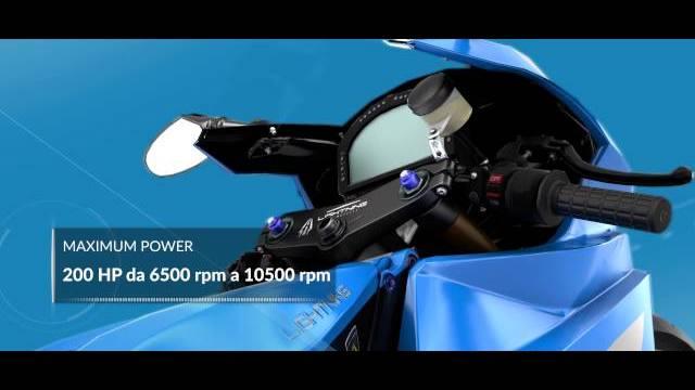 Ride unveiled lighting LS-218