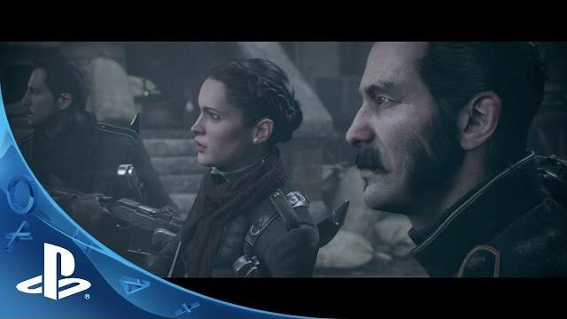 The Order 1886 cast