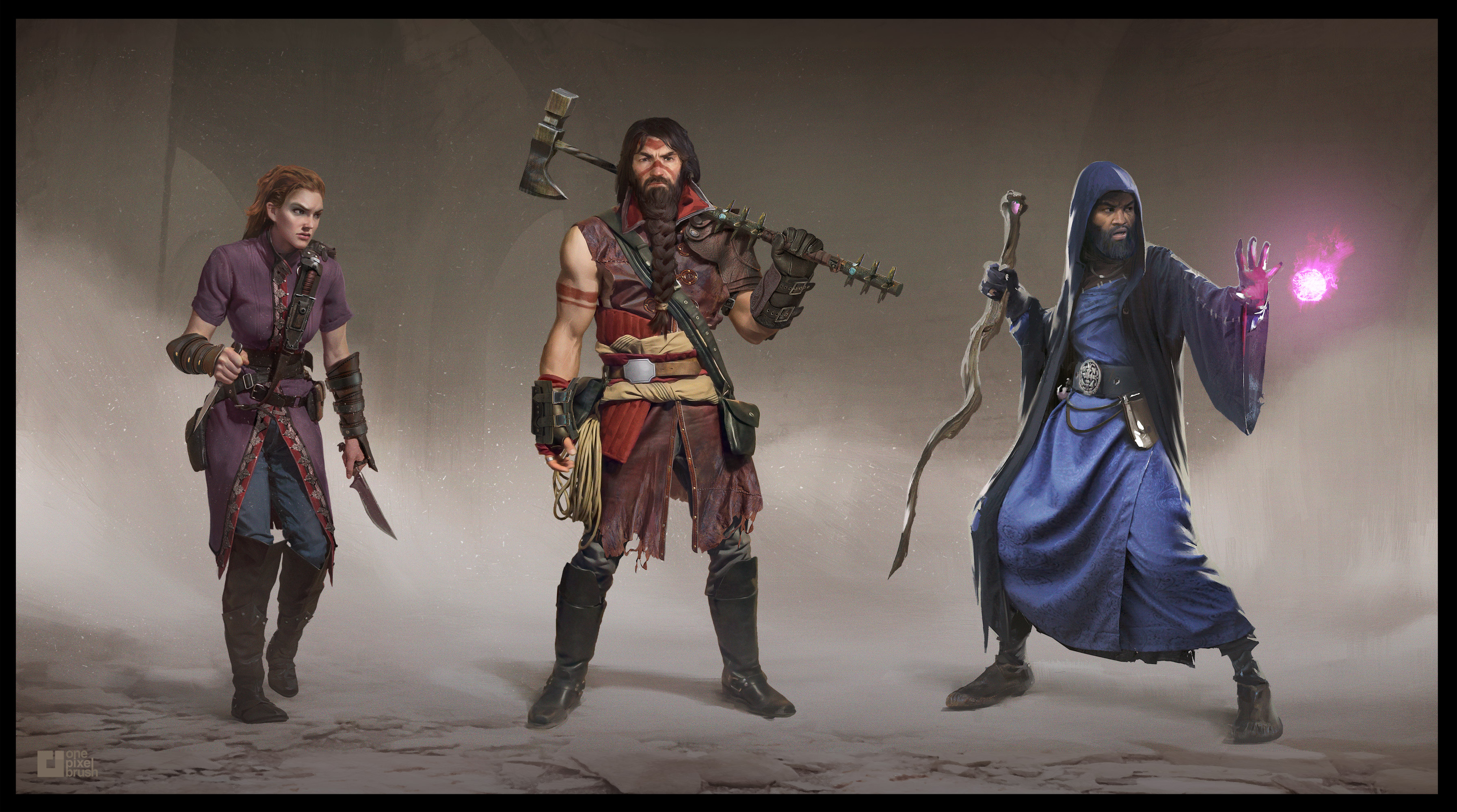 Underworld_Ascendant-Player_Characters