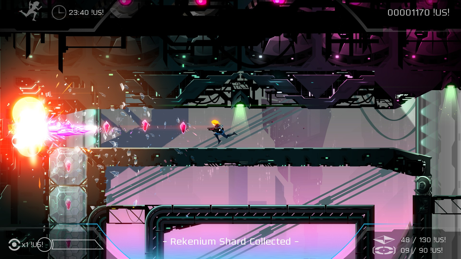 Velocity 2X Screenshot 3