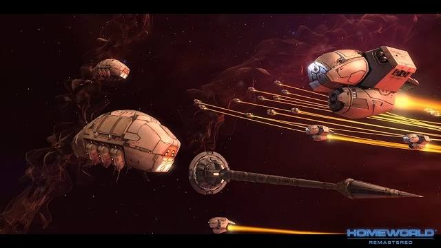 homeworld remastered 4k cinematics trailer