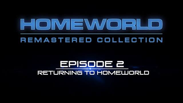 making of the homeworld remastered collection ep 2