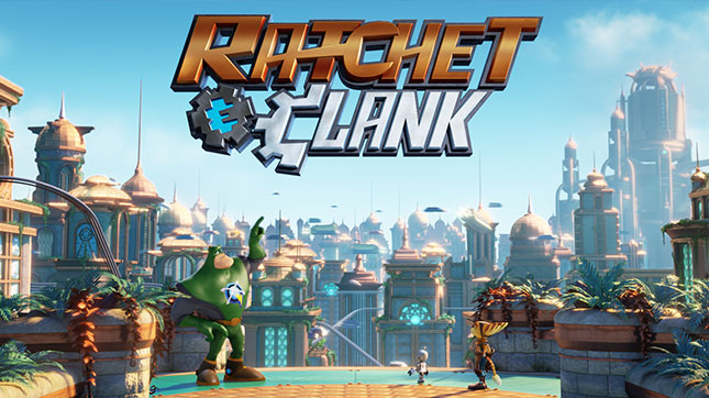 ratchet e clank ps4