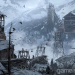 rise of the tomb raider artwork gameinformer 090215 1