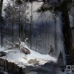 rise of the tomb raider artwork gameinformer 090215 4