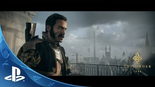 the order 1886 launch trailer 190215