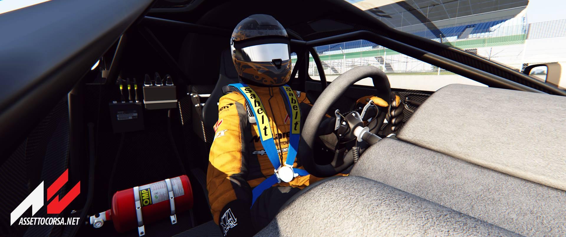 Assetto Corsa camera on board 1003 3