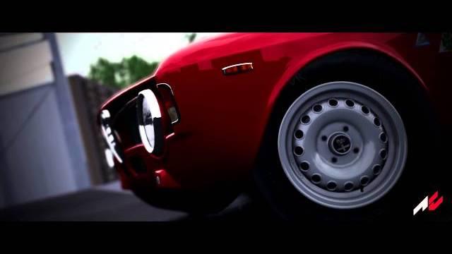 Assetto corsa dream pack 1 alfa romeo GTA trailer