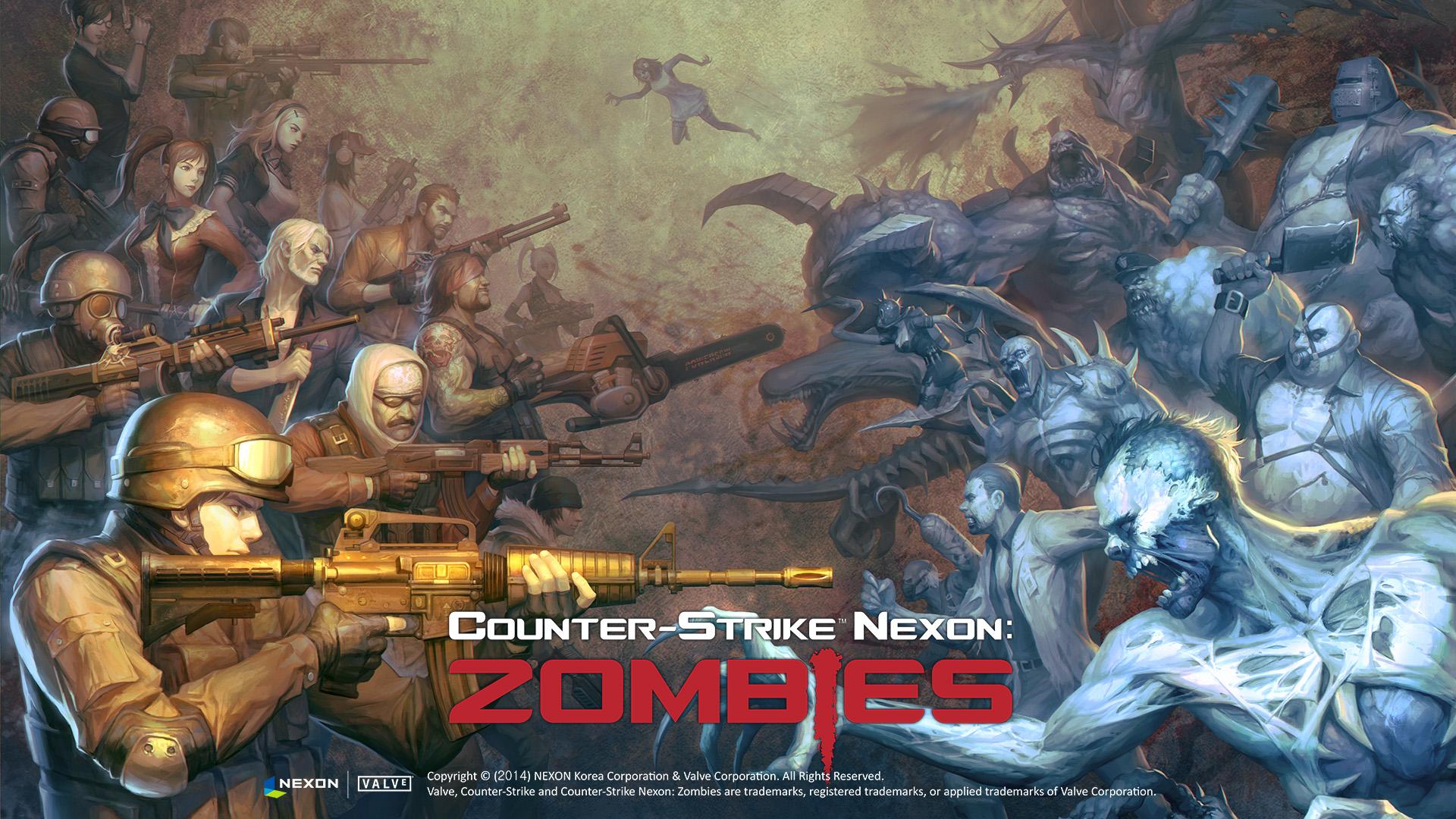 CounterStrike Nexon Zombies