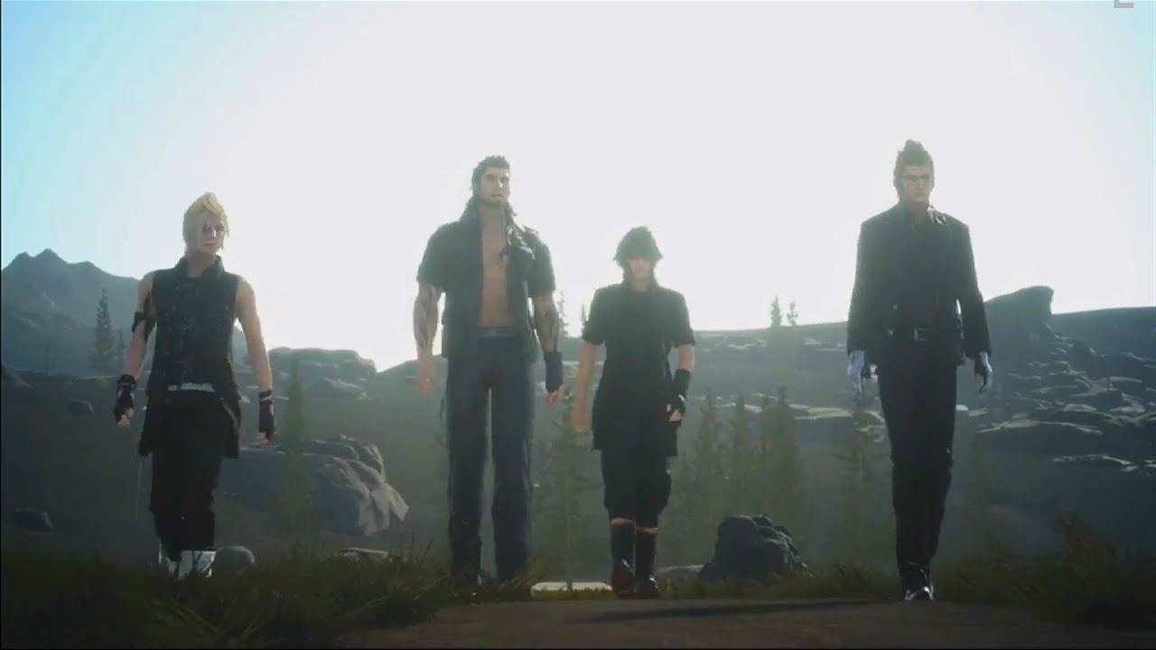 Final Fantasy XV Episode Duscae 270315