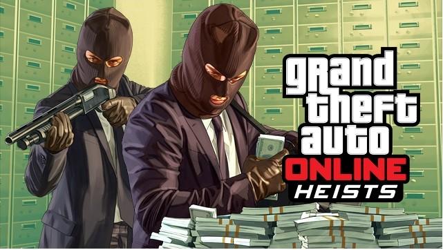 GTA Online-heists