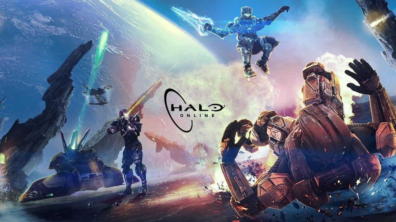 Halo Online 290315 header