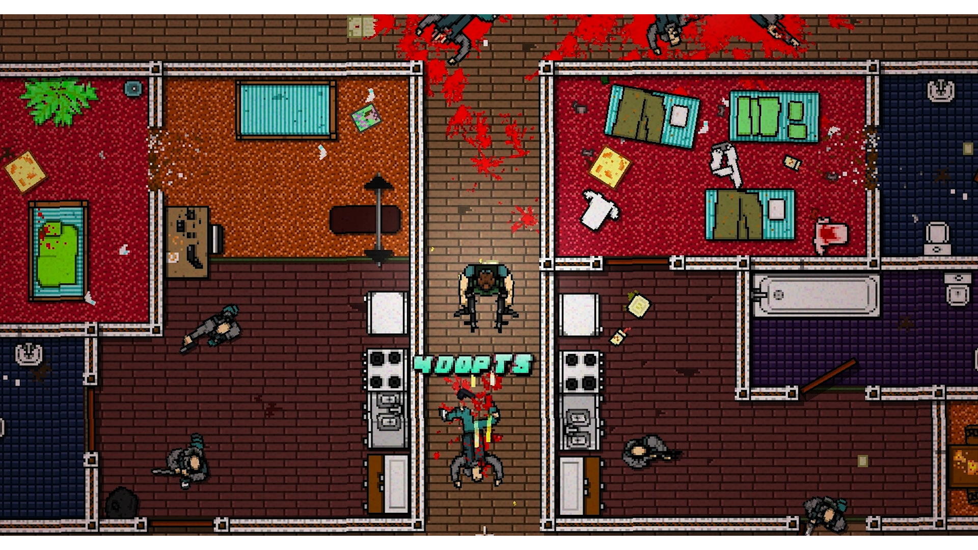 Hotline Miami 2 - Screen 1