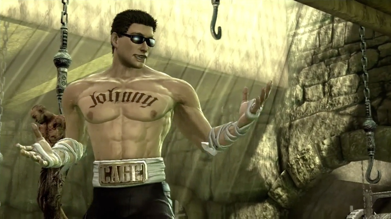 Johnny Cage MK 9