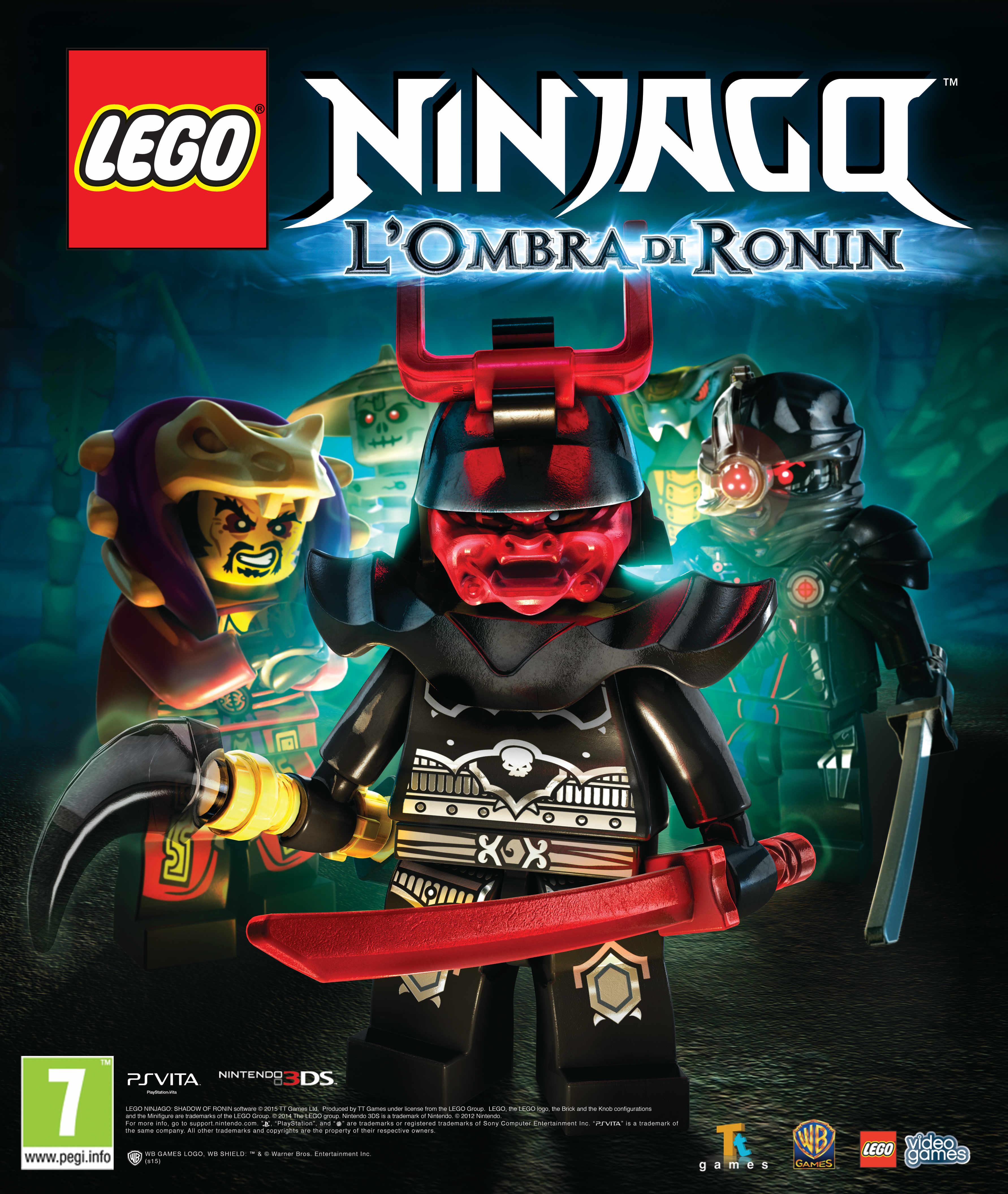 LEGO_Ninjago_SoR_Villains Render_ITA